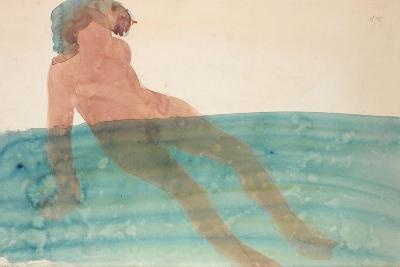 Bathing Woman, C.1901-1902-Auguste Rodin-Giclee Print