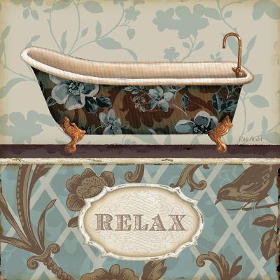 Bathroom Bliss I-Lisa Audit-Art Print