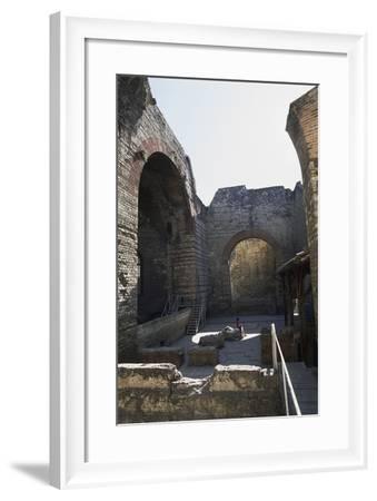 Baths of Constantine--Framed Giclee Print