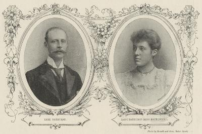 Bathurst Borthwick Marriage--Giclee Print