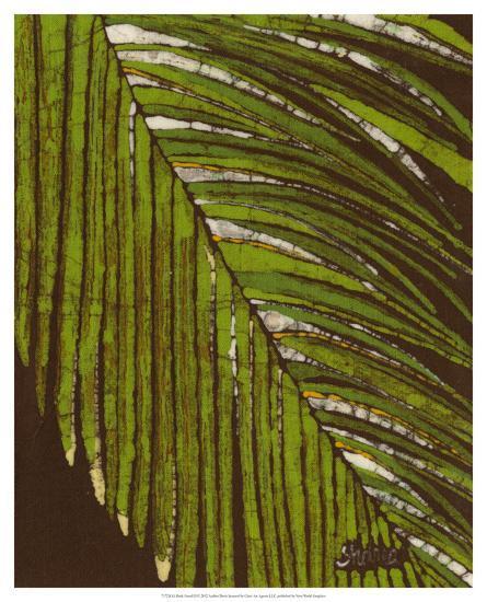 Batik Frond II-Andrea Davis-Giclee Print