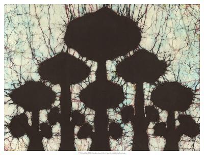 Batik Hedges II-Andrea Davis-Giclee Print