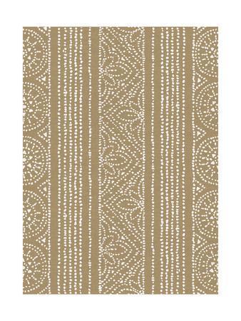 Batik II Patterns-Daphne Brissonnet-Art Print