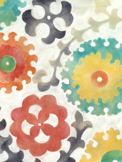 Batik Suzani II-Chariklia Zarris-Art Print