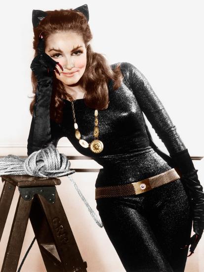 Batman, Julie Newmar, 1966-68.--Photo