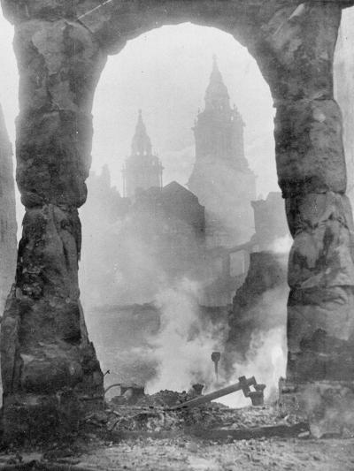 Battered Berlin-English Photographer-Photographic Print