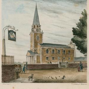 Battersea Church, Surrey