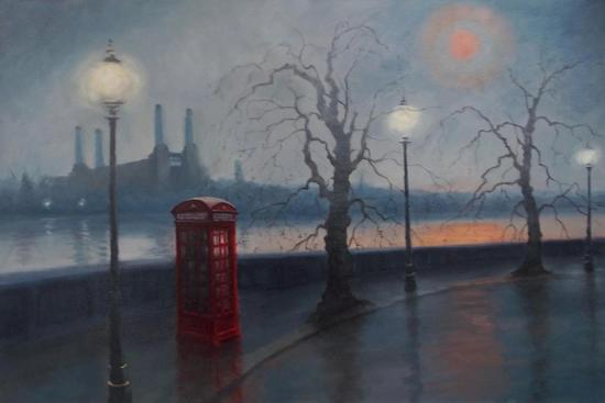 Battersea Mist 2012-Lee Campbell-Giclee Print