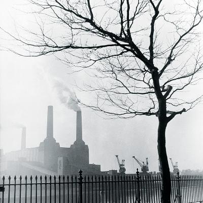 Battersea Power Station-Henry Grant-Giclee Print