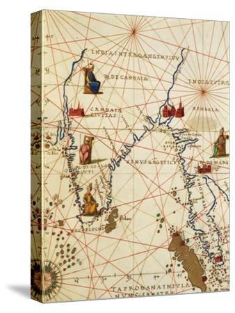 The Indian Ocean and Part of Asia and Africa: the Indian Peninsula