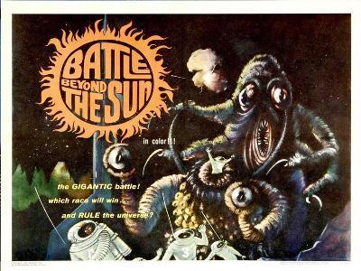 Battle Beyond the Sun, 1962--Art Print