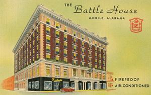 Battle House Hotel, Mobile, Alabama
