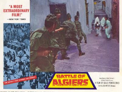 Battle of Algiers, 1968--Art Print