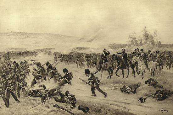Battle of Alma, 1854-Henri-Louis Dupray-Giclee Print