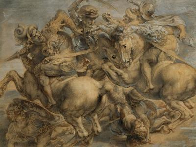 Battle of Anghiari-Peter Paul Rubens-Giclee Print