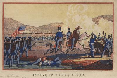 Battle of Buena Vista, 1848-Thomas S. Wagner-Giclee Print