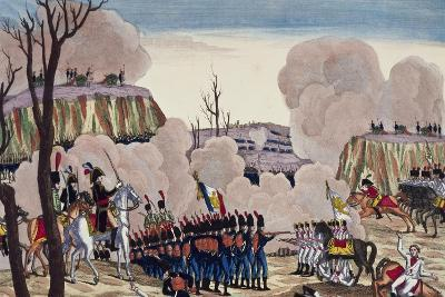 Battle of Caldiero Won by General Massena over Prince Charles, October 30, 1805--Giclee Print