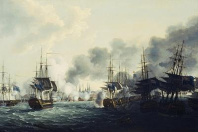 Battle of Copenhagen, April 2, 1801, Napoleonic Wars, Denmark
