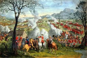 Battle of Culloden, April 1746