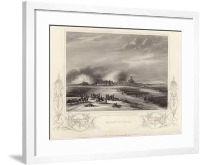 Battle of Eylau-Fanny Corbaut-Framed Giclee Print