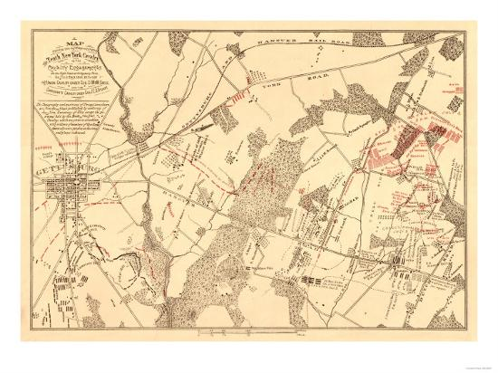 Battle of Gettysburg - Civil War Panoramic Map Art Print by Lantern on gettysburg battlefield, gettysburg reenactment, gettysburg pa battlefield map, gettysburg chambersburg pike, american civil war, second battle of bull run, battle of shiloh, gettysburg war map, battle of antietam, gettysburg battlegrounds map, gettysburg soldiers, gettysburg map day 3, battle of chickamauga, robert e. lee, day-one gettysburg map, battle of fredericksburg, pickett's charge map, battle of chancellorsville, gettysburg pickett's charge, gettysburg on map, stonewall jackson, gettysburg pennsylvania map, first battle of bull run, bleeding kansas, george b. mcclellan, gettysburg college map, gettysburg artillery map, george meade, gettysburg before and after, united confederate states of america map, civil wars majors battles map, battle of vicksburg, gettysburg first day, gettysburg map day 2, emancipation proclamation, battle of fort sumter, confederate states of america, gettysburg day 2 summary, william tecumseh sherman,