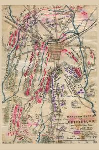 Battle of Gettysburg No.3