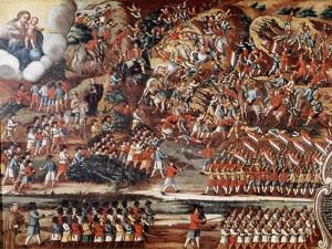 Battle of Guararapes, Brazil, 18 February 1649
