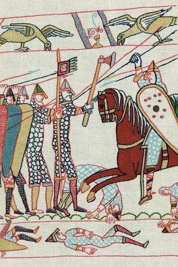 Battle of Hastings, 1066--Giclee Print