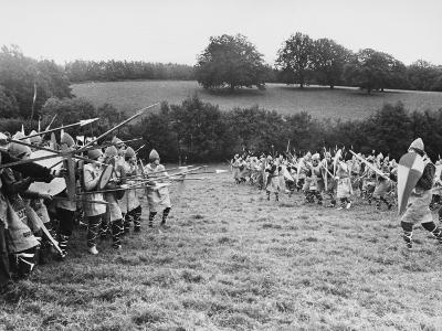 Battle of Hastings--Photographic Print