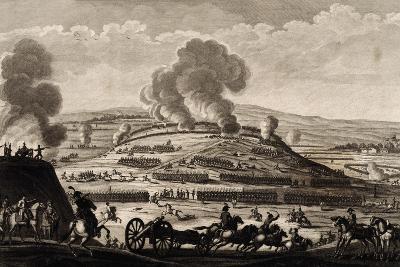 Battle of Jena-Auerstedt, October 14, 1806, Napoleonic Wars--Giclee Print