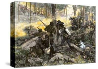 Battle of King's Mountain, South Carolina, 1780, American Revolution