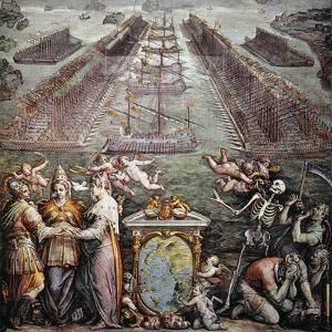 Battle Of Lepanto, 1571