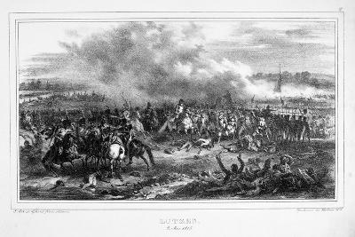 Battle of Lutzen, 2 May 1813--Giclee Print