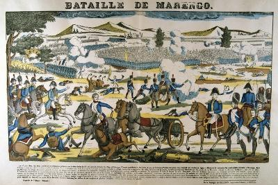 Battle of Marengo, 13 June, 1800-Francois Georgin-Giclee Print