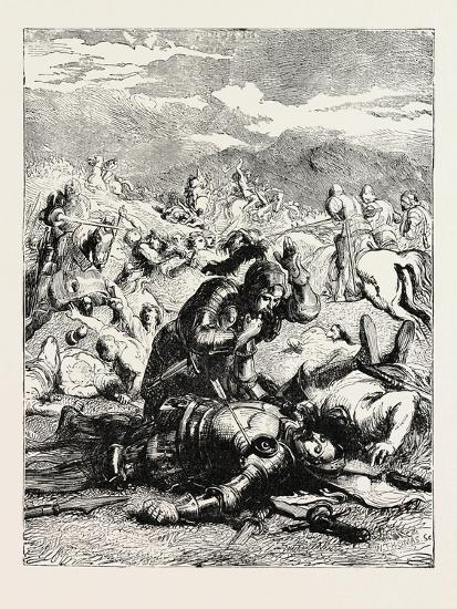 Battle of Otterbourne (Chevy Chase)--Giclee Print
