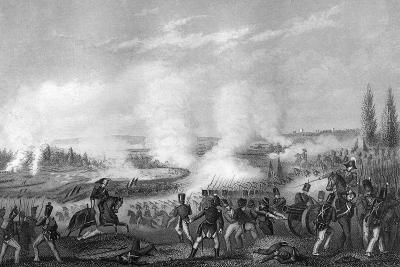 Battle of Talavera, Spain, 27-28 July 1809-DJ Pound-Giclee Print