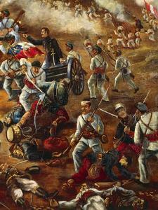 Battle of Tarapaca, Between Peruvian and Chilian Troops on November 27, 1879
