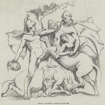 Battle of the Centaurs and the Lapithae--Giclee Print