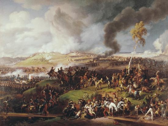 Battle of the Moskova-Louis Lejeune-Art Print