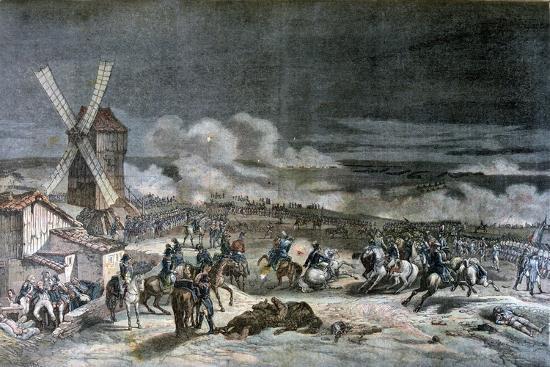 Battle of Valmy, 20th September 1792-Horace Vernet-Giclee Print