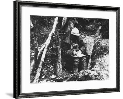 Battle of Verdun 1916-Robert Hunt-Framed Photographic Print