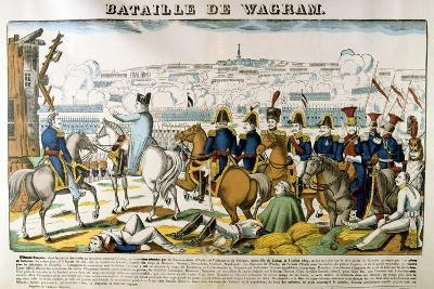 Battle of Wagram, 1809-Francois Georgin-Giclee Print