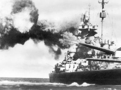 Battleship 'Tirpitz'--Photographic Print
