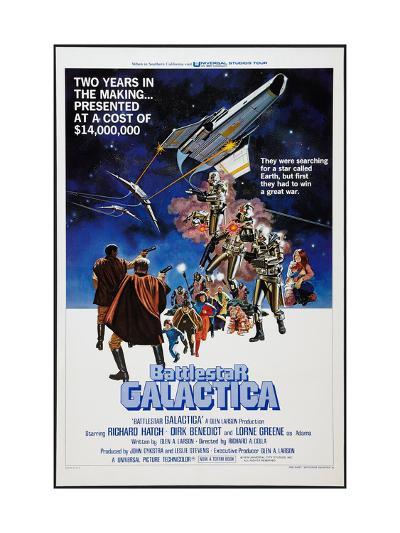 Battlestar Galactica, 1978--Photo