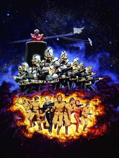 Battlestar Galactica--Photo