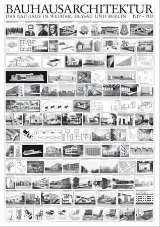 Bauhaus Architecture, 1919-1933
