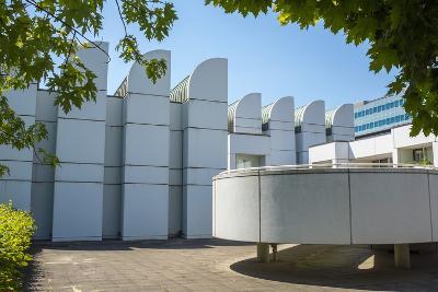 Bauhaus Archive Museum, Berlin, Germany, Europe-Charlie Harding-Photographic Print