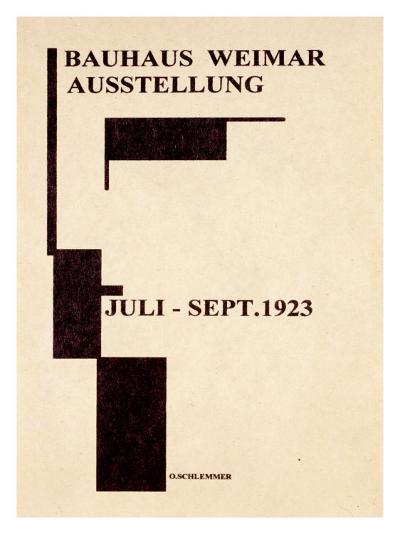 Bauhaus Gallery, c.1923--Giclee Print