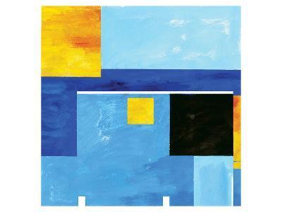Bauhaus Plan V1-Carmine Thorner-Art Print