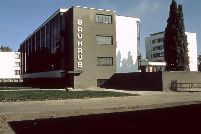 Bauhaus Workshop, Dessau--Photographic Print